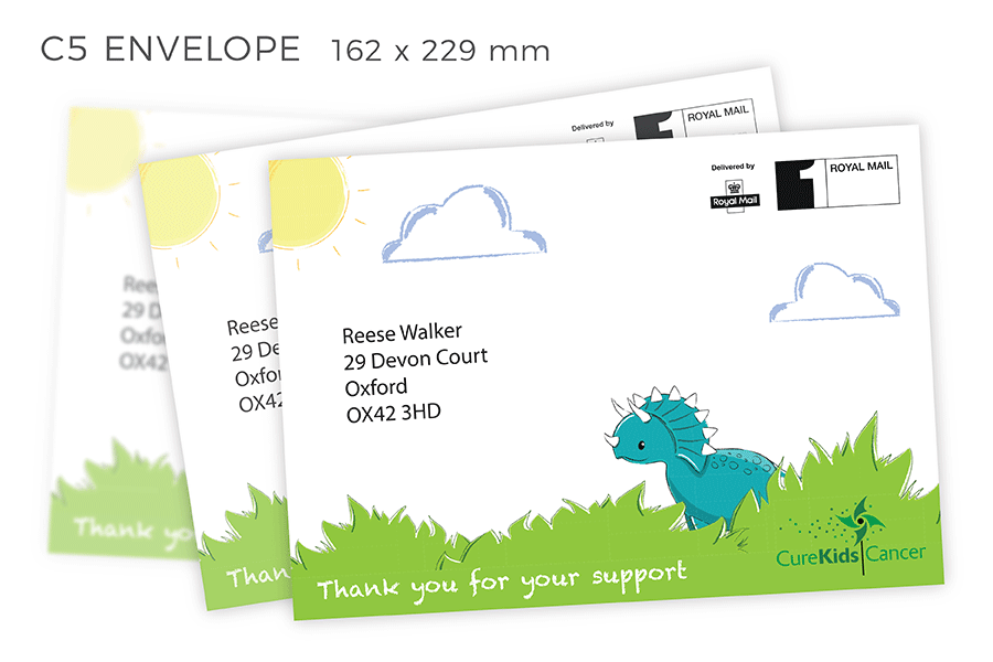Printed Envelopes & Direct Mail